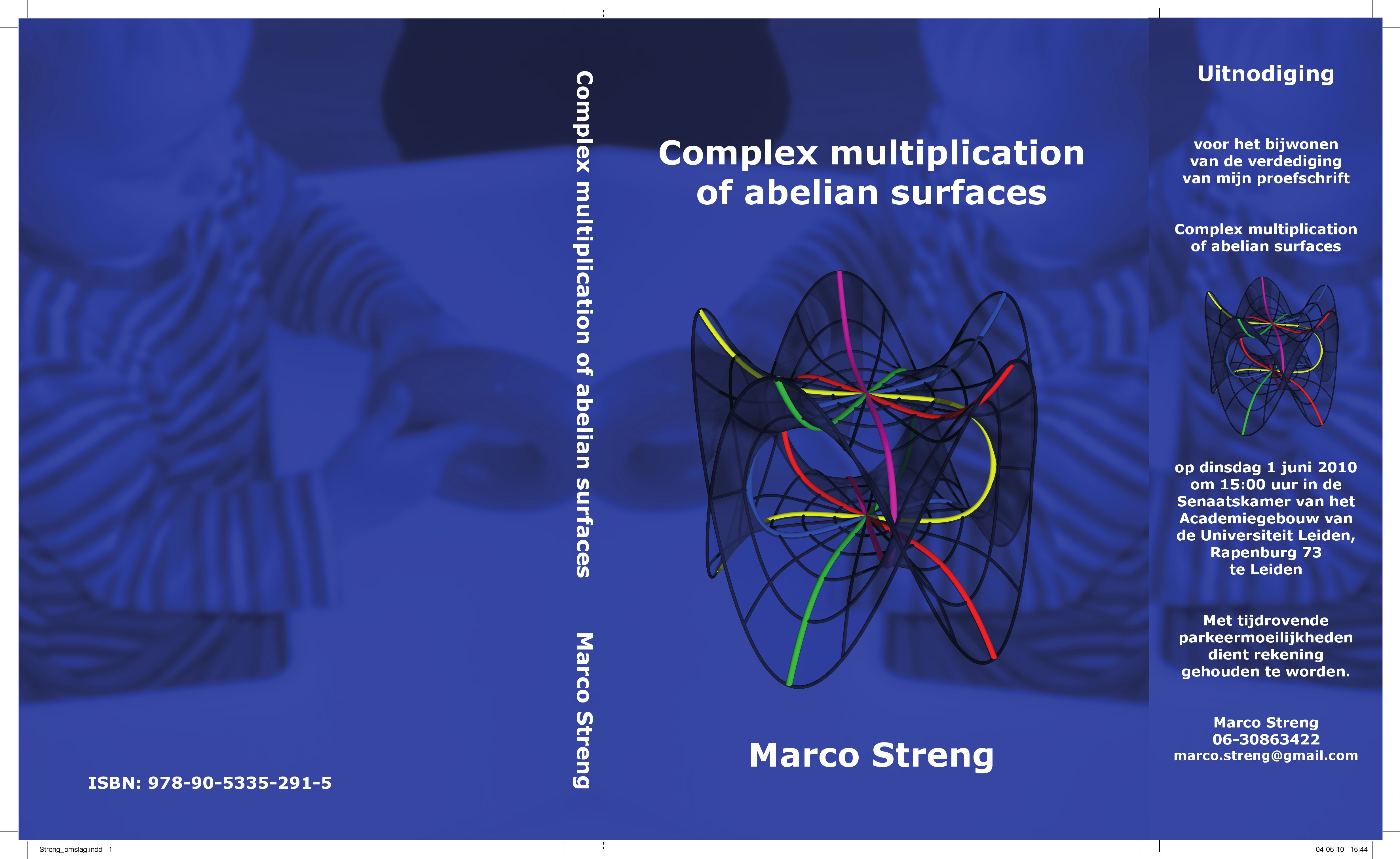 abstract mathematics thesis Math and technology abstract, stimulus statement the layout of a dissertation's methodology section varies greatly depending upon the type of.